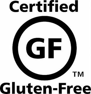 Certified Gluten Free Logo