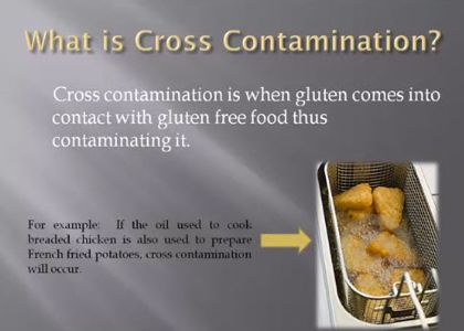 gluten cross contamination