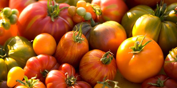 heirloom tomato nutrition