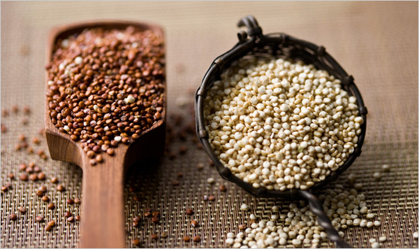 health benefits quinoa