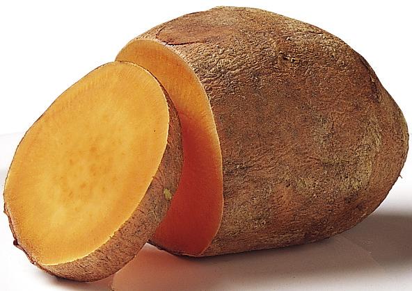 health benefits sweet potatoes