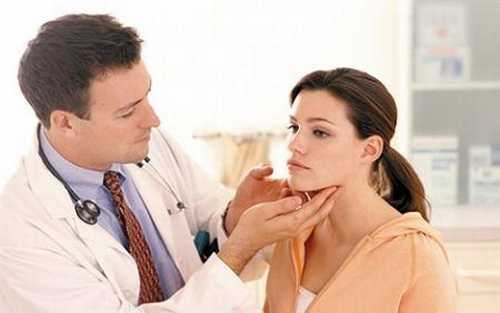 healthy thyroid function