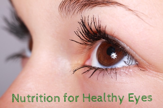 Nutrition for Healthy Eyes